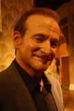 Robin Williams Wax Figure Royalty Free Stock Photo