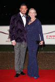 Robin Windsor,Deborah Meaden. Deborah Meaden and Robin Windsor arriving for The Sun Military Awards, at Greenwich Maritime Museum, London. 11/12/2013 Picture by Stock Photos