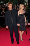 Robin Wright Penn,Sean Penn Stock Image