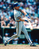 Robin Yount, Milwaukee Brewers Royalty Free Stock Photo