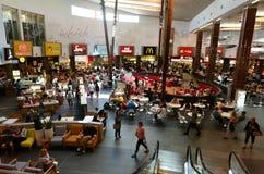 Robina Grodzki Centre - złoto Brzegowy Australia zdjęcie royalty free