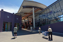 Robina Town Centre - Gold Coast Austrália Fotos de Stock Royalty Free