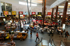 Robina Town Centre - Gold Coast Australien Lizenzfreies Stockfoto