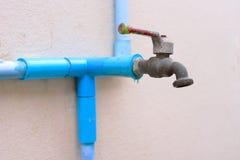 Robinet d'eau photos libres de droits