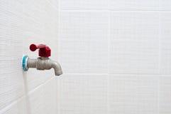 Robinet d'eau Photographie stock