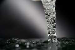 Robinet d'eau photographie stock libre de droits