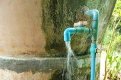 Robinet d'eau en Thaïlande Image stock