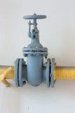 Robinet de gaz Image libre de droits