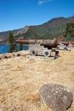 Robinson Crusoe Island Stock Photo