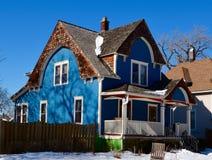 Robinson House Stock Image