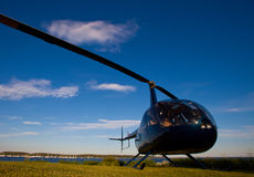 Robinson R-44 Royalty Free Stock Photography