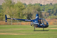 Robinson R22 beta II Foto de Stock Royalty Free