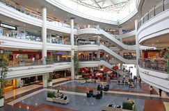 Robinsons Shopping Mall Manila Royalty Free Stock Photo