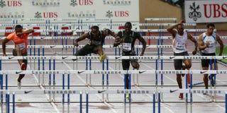 Robles 2009 di Athletissima Immagine Stock Libera da Diritti