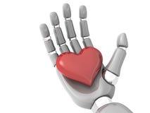 robo жизни руки Стоковое Изображение RF