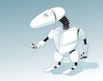 Robo. ilustração stock