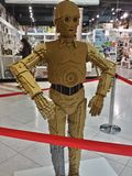Robo lego Stock Photos