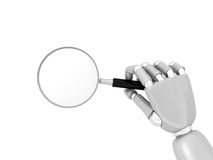 Robo search Stock Photography