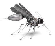 Robo-zanzara Immagini Stock