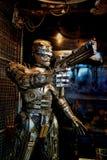 Robocop Foto de Stock Royalty Free
