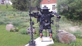 Robocop Arkivfoto