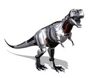 RoboDinosaur Fotos de Stock