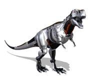RoboDinosaur Stock Foto's