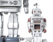 Robor leksak Arkivbilder