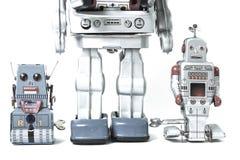 Robor toy Stock Image