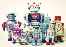 Robor toy Royalty Free Stock Photography