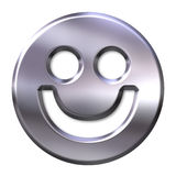 robosmiley Royaltyfri Bild