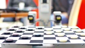 Robotów warcabów technologie zbiory