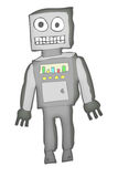 Robot 1 Royalty Free Stock Images