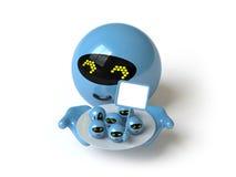 Robot Royalty-vrije Stock Afbeelding