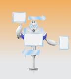 robot Fotografia Royalty Free