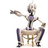 Robot Photo stock