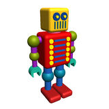 robot Arkivfoto