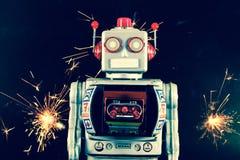 Free Robot Royalty Free Stock Photos - 25129208