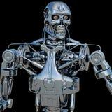 Robot Royalty-vrije Stock Fotografie