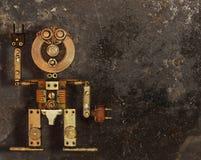 Robot Imágenes de archivo libres de regalías