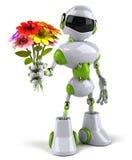 Robot Royalty Free Stock Photos