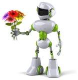 Robot Stock Photo