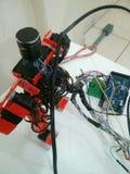 robot Fotografia Stock Libera da Diritti