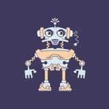 robot Stock Afbeeldingen