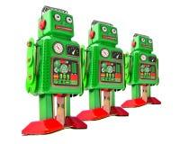 Robot Royalty-vrije Stock Afbeeldingen
