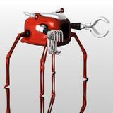 Robot Stock Afbeelding