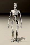 Robot Fotografía de archivo libre de regalías