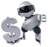 robot Fotografia Stock