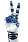 robot Royaltyfri Fotografi