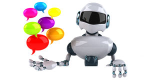 robot Images stock